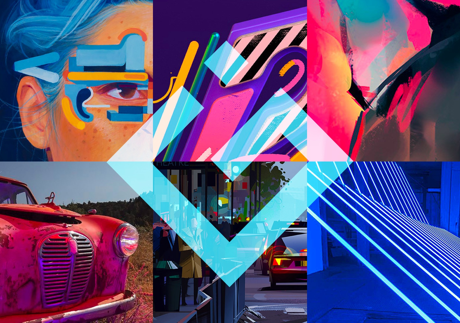 Daily design inspiration for creatives | Inspiration Grid