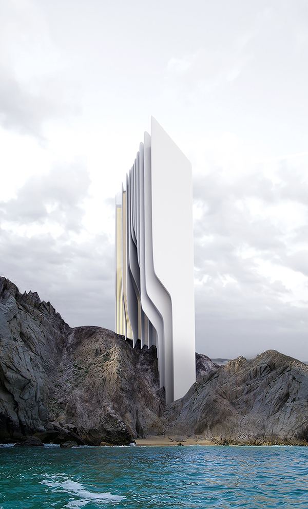 Architectural Concepts By Roman Vlasov Daily Design