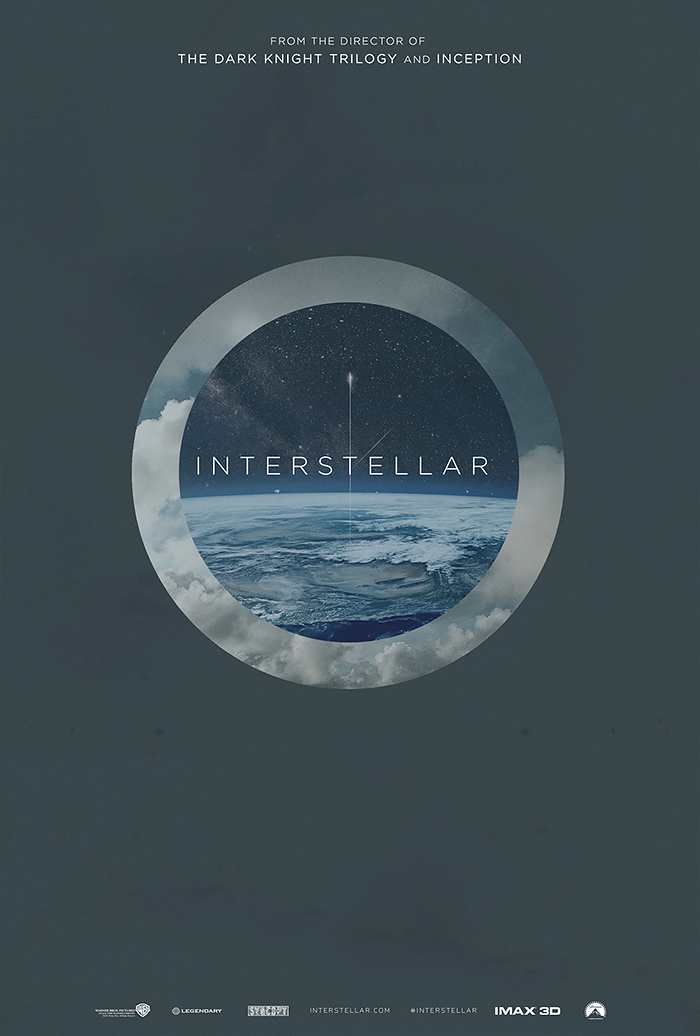 Alternative Interstellar Posters By James Fletcher Daily Design Inspiration For Creatives Inspiration Grid
