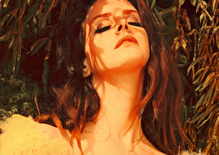Lana Del Rey By Neil Krug Daily Design Inspiration For Creatives Inspiration Grid