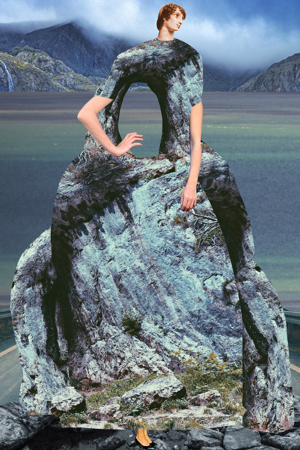 Imaginary Beings: Fantastic Collages by Johanna Goodman