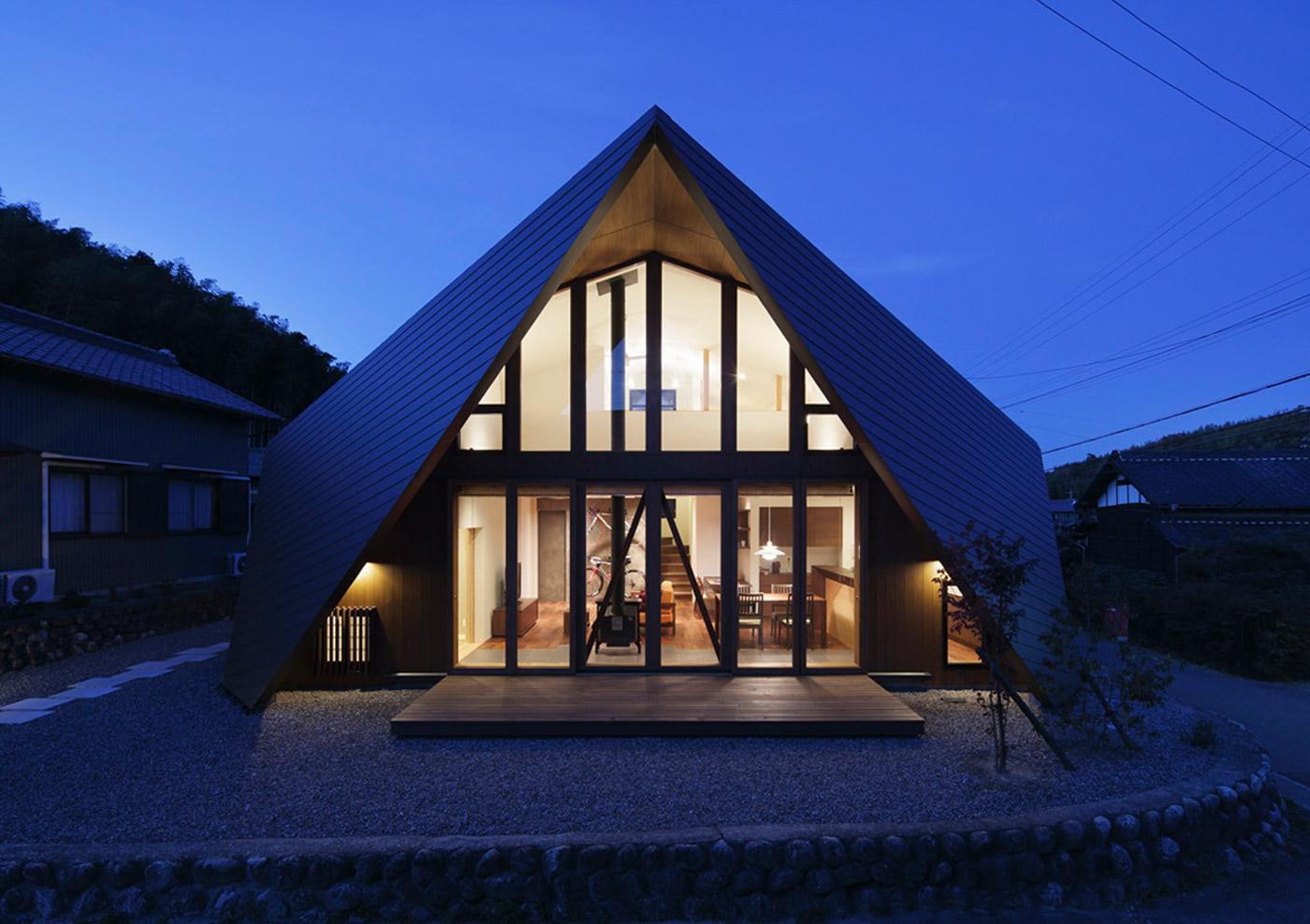 Origami House Box Tutorial - DIY - Paper Kawaii - YouTube | 988x1400