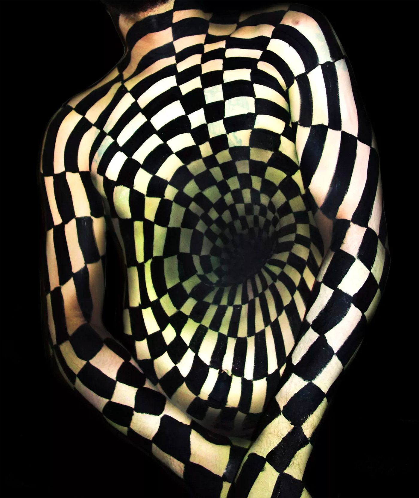 Just An Illusion Amazing Body Art By Natalie Fletcher Daily Design Inspiration For Creatives Inspiration Grid