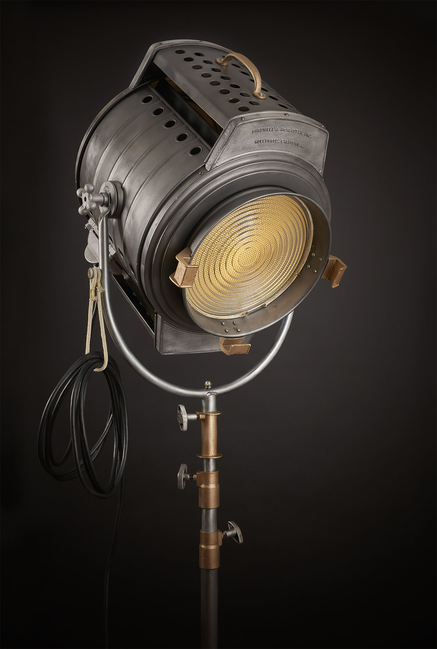 Vintage Hollywood Movie Lights By John